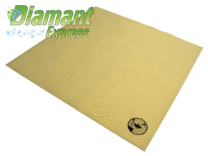 Cleaning Cloth Antibacterial_yellow