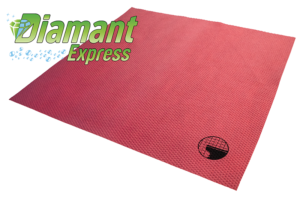 Cleaning Cloth Antibacterial_red